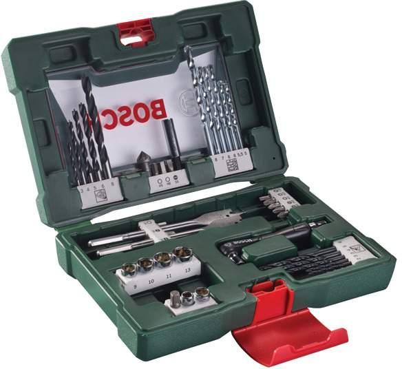 Набор инструментов Bosch V-Line 41 (2.607.017.316) 2607017316