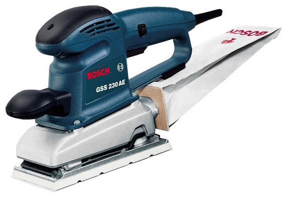 Шлифмашина Bosch GSS 230 AE Professional [0601292670]