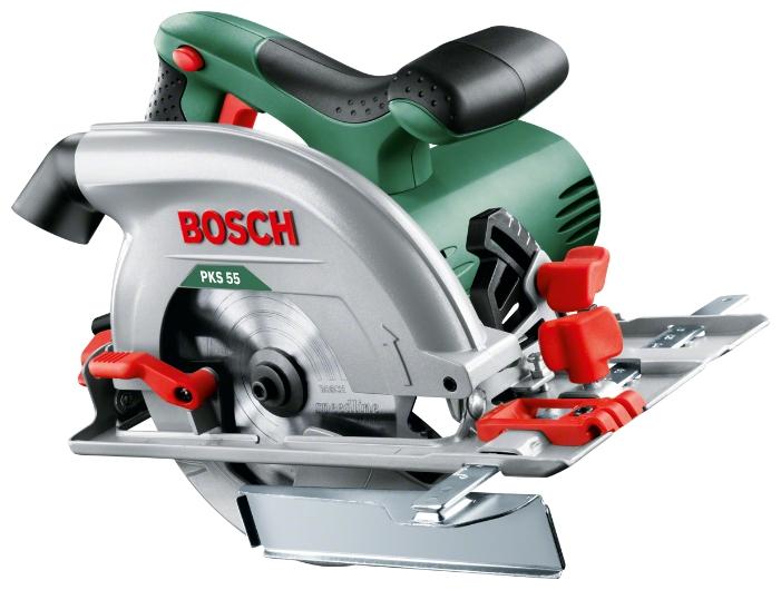 Циркулярная пила Bosch PKS 55 [0603500020]