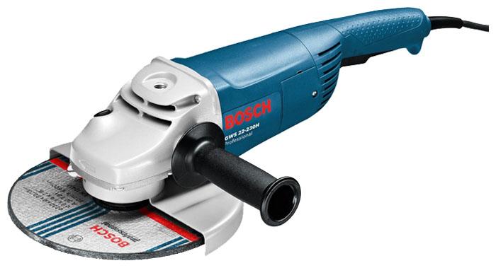 Шлифмашина Bosch GWS 22-230 H Professional [0601882103]