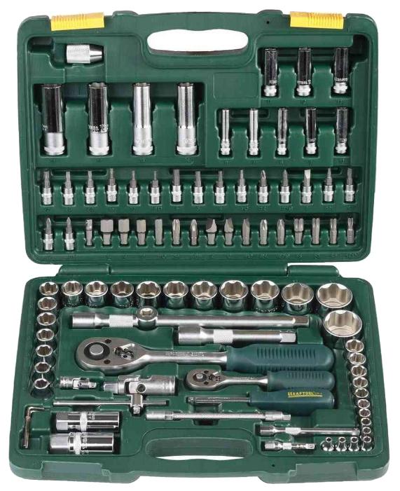 Набор инструментов KRAFTOOL 7883-H95_z02, 94 предмета [27883-h95_z02]