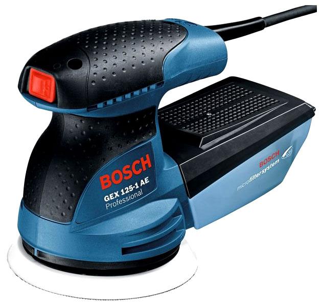 Шлифмашина Bosch GEX 125-1 AE [0601387500]