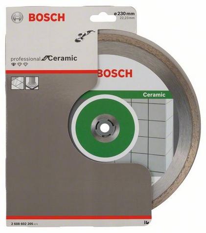 ���������� �������� ���� BOSCH Standard for Ceramic, �� ��������, 230�� [2608602205]