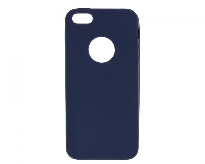 apple iPhone 5S-SE (0.3 mm) синий