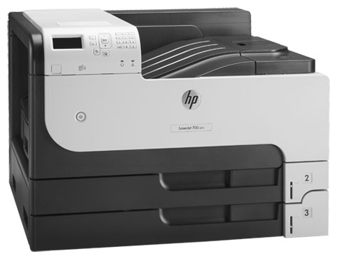Лазерный ч/б принтер HP LaserJet Enterprise 700 Printer M712dn (CF236A)