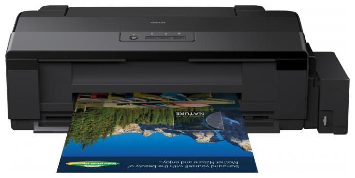 Струйный цветной принтер Epson L1800 C11CD82402