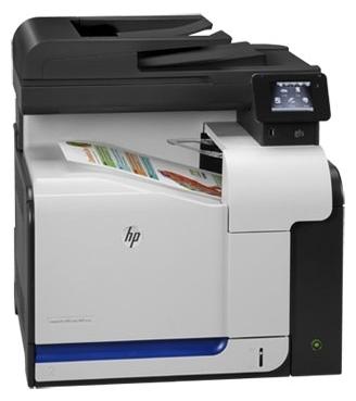 МФУ HP LaserJet Pro 500 color MFP M570dw CZ272A