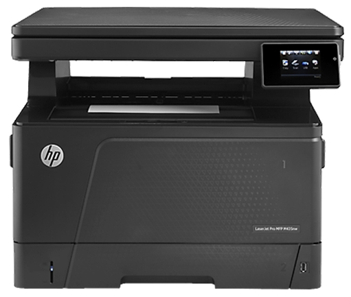 Лазерный ч/б принтер HP LaserJet Pro M435nw A3E42A
