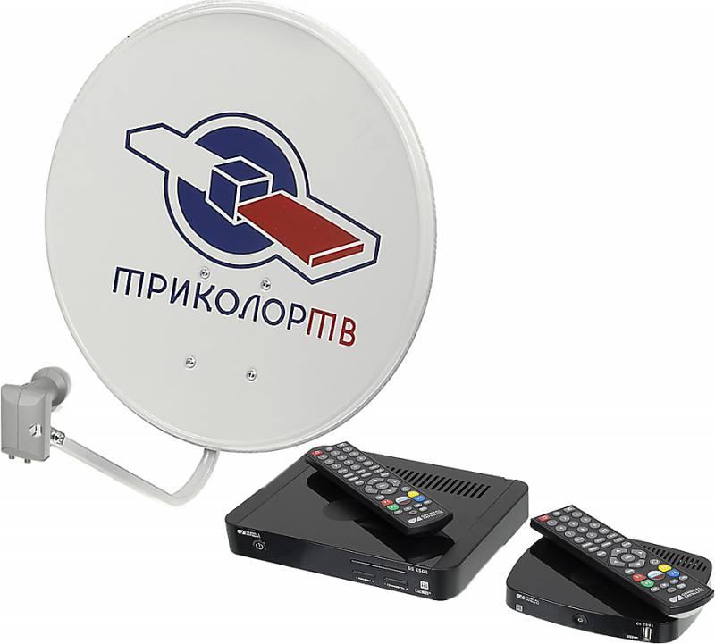 �������� ������������ ����������� Trikolor-TV �������� GS E501+GS C591 (�� 2 ��) ����� Full HD E501/C591 ������