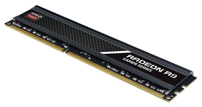 Модуль памяти AMD R938G2130U2S DDR3 8192Mb 2133MHz