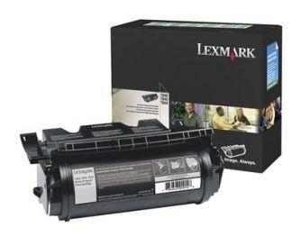 Картридж Lexmark 64016HE, черный