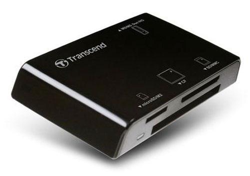 USB концентратор TRANSCEND TS-RDP8K