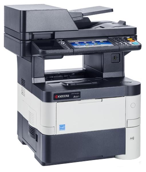 МФУ Kyocera M3560IDN (1102P63NL0) с пуск. комплектом