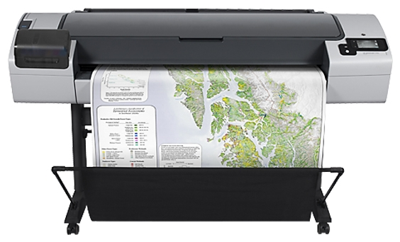 Плоттер HP Designjet T795 cr649c