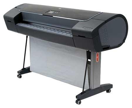 Плоттер HP Designjet Z2100 q6677d