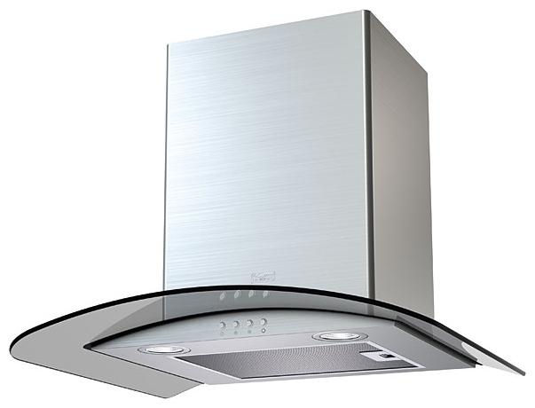 Вытяжка Kronasteel Krona ELEANORA 600 inox/dark glass electrnic
