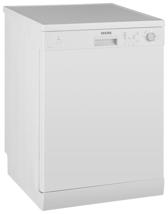 Посудомоечная машина Vestel VDWTC 6031 W VDWTC 6031W (D/W)