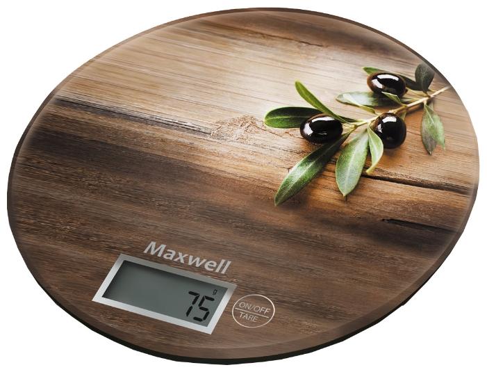 Кухонные весы Maxwell MW-1460 BN