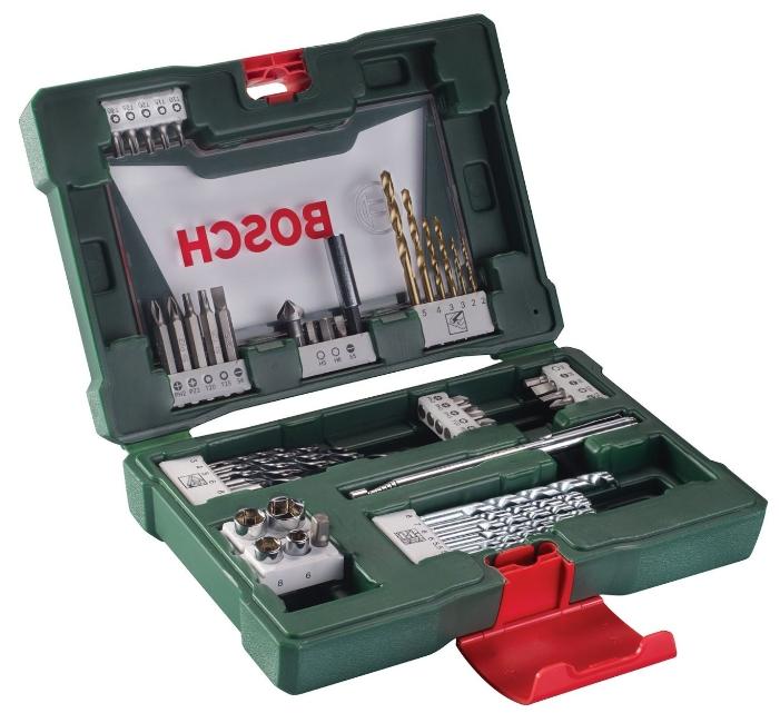 Набор инструментов Bosch V-line 48шт. 2607017314
