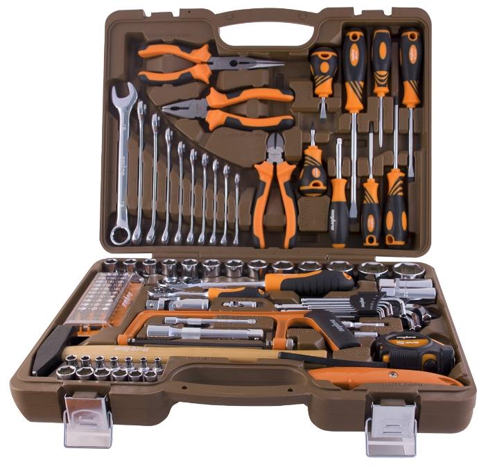 Набор инструментов Набор принадлежностей OMBRA OMT101S, 101 предмет [omt101s ]