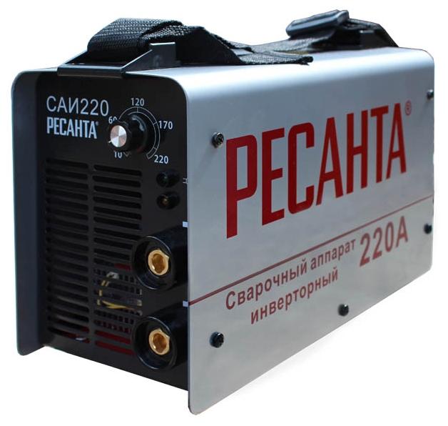 Сварочный аппарат Resanta Ресанта САИ-220 65/3