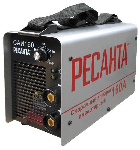 Сварочный аппарат Resanta Ресанта САИ-160 65/1