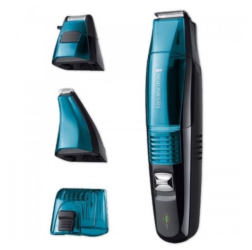 Машинка для стрижки Remington Vacuum Beard&Groo MB6550