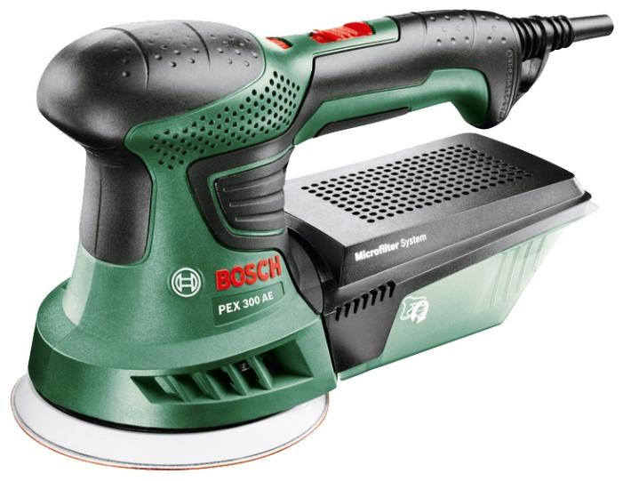 Шлифмашина Bosch PEX 300 AE 06033A3020