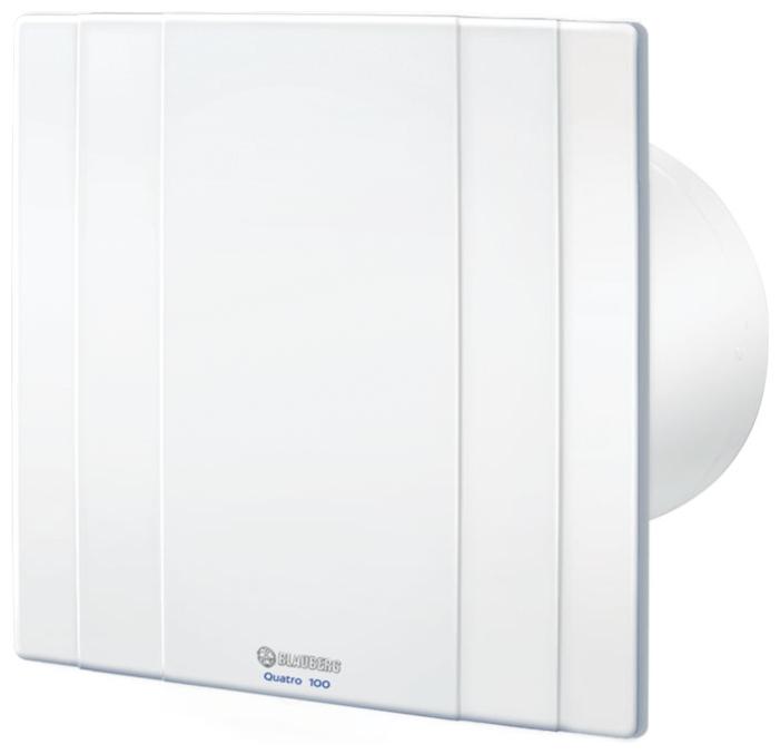 Вентилятор Blauberg Quatro 100, белый