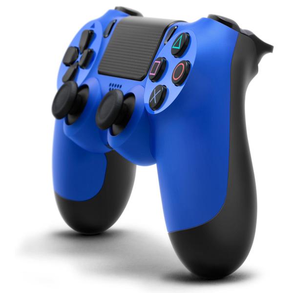 Геймпад SONY DualShock 4 (CUH-ZCT1E), синий 50885231