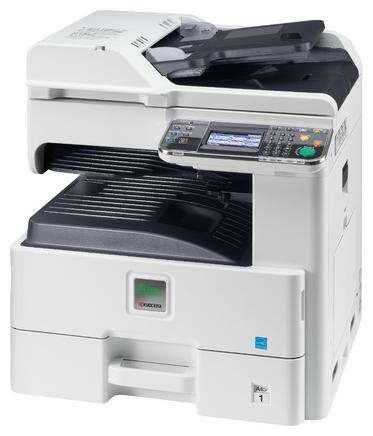 МФУ Kyocera FS-6530MFP 1102mw3nl0
