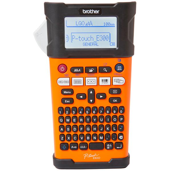 Принтер наклеек Brother P-touch PT-E300VP PTE300VPR1