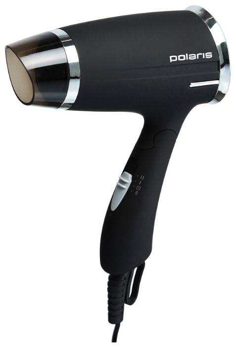 Фен / прибор для укладки Polaris PHD 1464T Black/Grey
