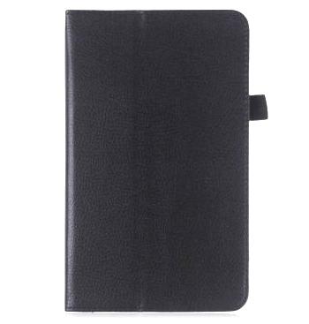 Чехол для планшета SkinBox standard для Samsung Galaxy Tab4 T330, 8'' (экокожа), чёрный P-S-021