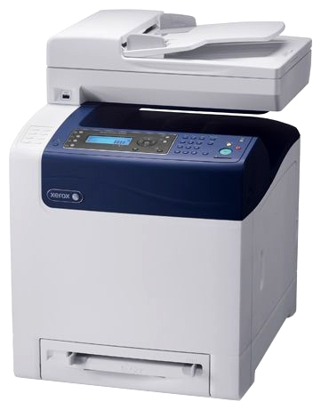 МФУ Xerox WorkCentre 6505N, серый / синий 6505V_N