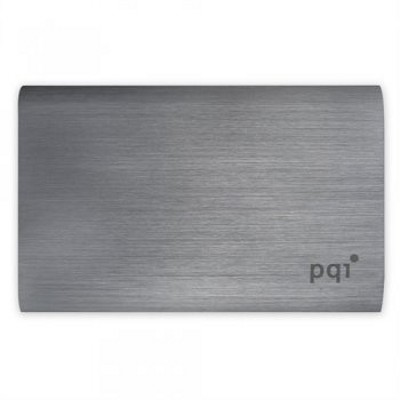 Аксессуар для телефона PQI Аккумулятор Power 10000V, серый 6PPU-12IR0004A