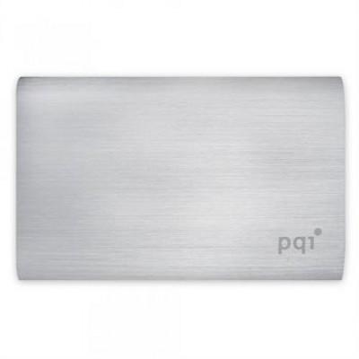 Аксессуар для телефона PQI Аккумулятор Power 10000V, серебристый 6PPU-12IR0002A
