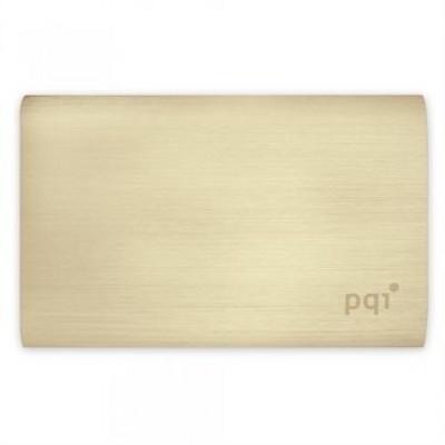 Аксессуар для телефона PQI Аккумулятор Power 10000V, золотистый 6PPU-12IR0001A