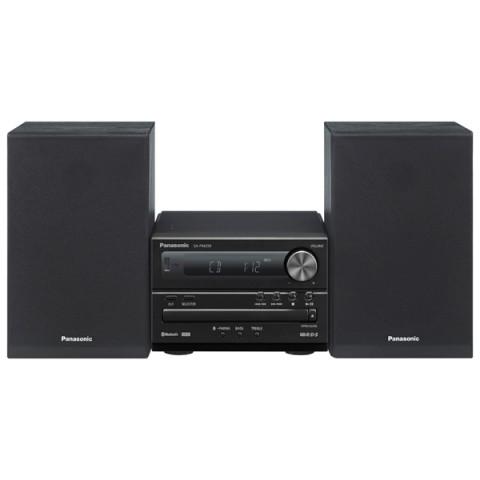 Музыкальный центр Panasonic SC-PM250EE-K, черный