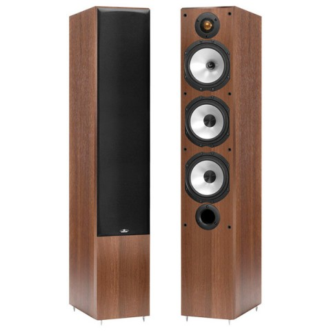 Акустическая система Monitor-Audio MR6, орех MR6 Walnut