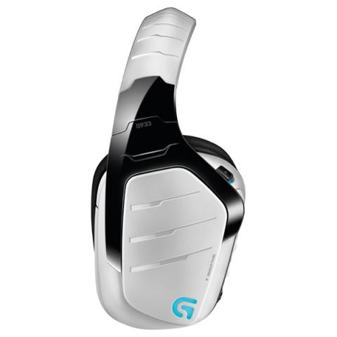 Logitech G933 Artemis Spectrum, белая