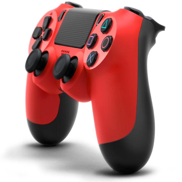 Геймпад SONY Dualshock 4 (CUH-ZCT1E), красная лава 50885147