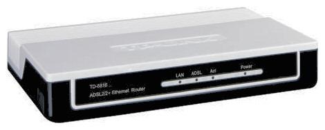 Модем ADSL TP-LINK TD-8816