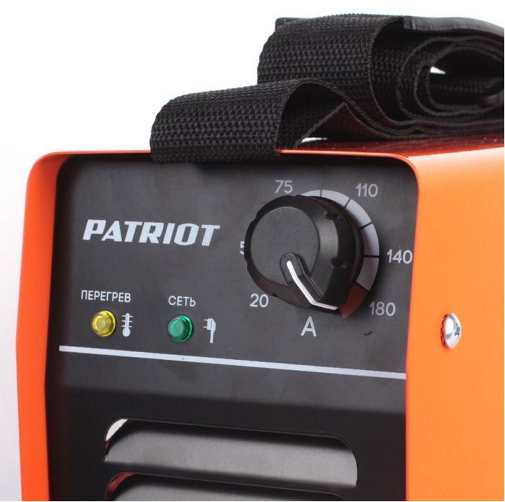 Сварочный аппарат Patriot 210DC MMA [605.30.2518] 605302518