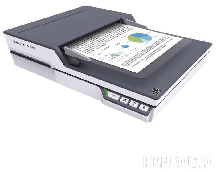 Сканер Mustek iDocScan S20 IDOCSCANS20