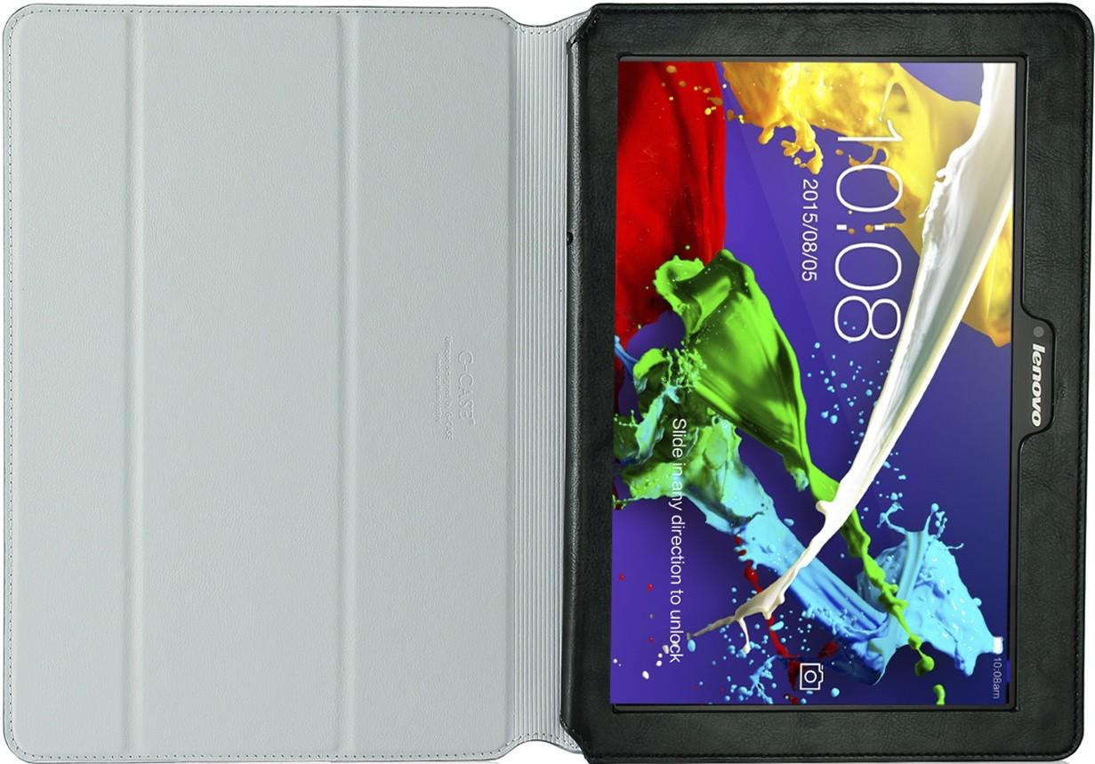 G-case Executive для Lenovo Tab 2 10.1 (A10-70L), черный