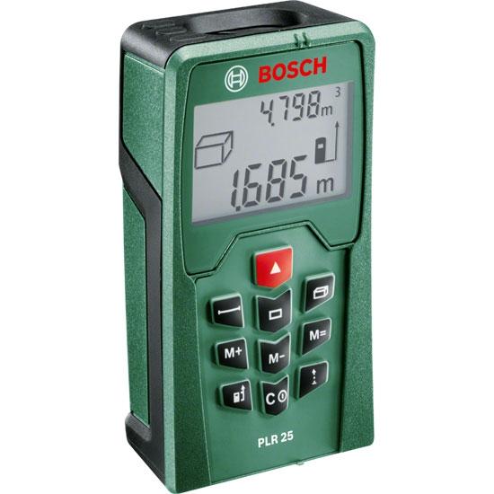 Дальномер Bosch PLR 25, лазерный 603016220