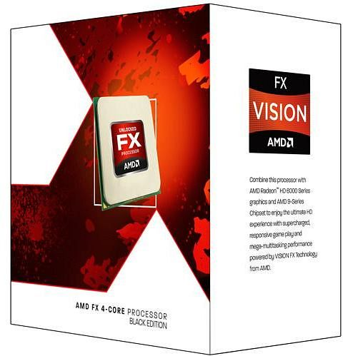 ��������� AMD FX-6350 Vishera (AM3+, L3 8192Kb, Retail) FD6350FRHKBOX