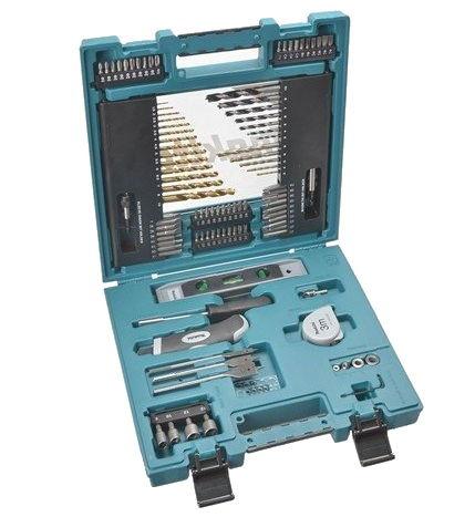 Набор инструментов Makita D-31778, универсальный, 104 предм.