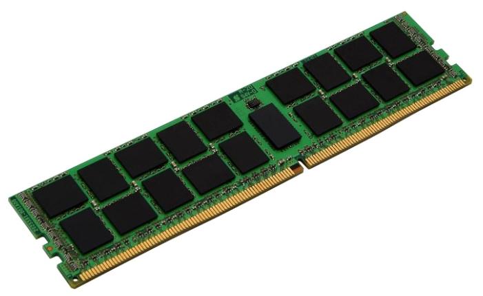 Модуль памяти Kingston KVR21R15D4/16 (DDR4, 1x16Gb, 2133MHz, 15-15-15, DIMM, ECC, Буферизованная, LP)